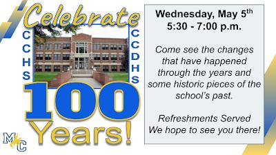 Celebrate 100 years